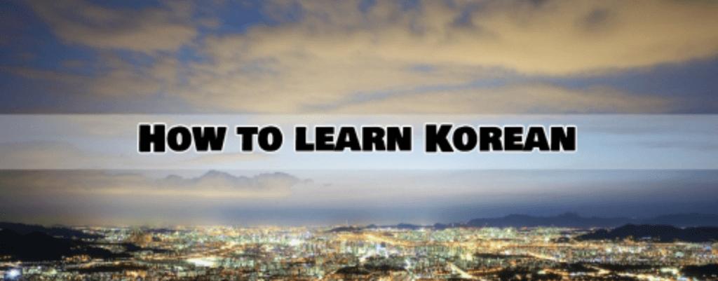 free korean pdf lessons