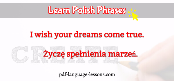 Lesson 13 Ways To Say Happy Birthday In Polish