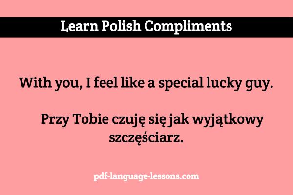 polish compliments