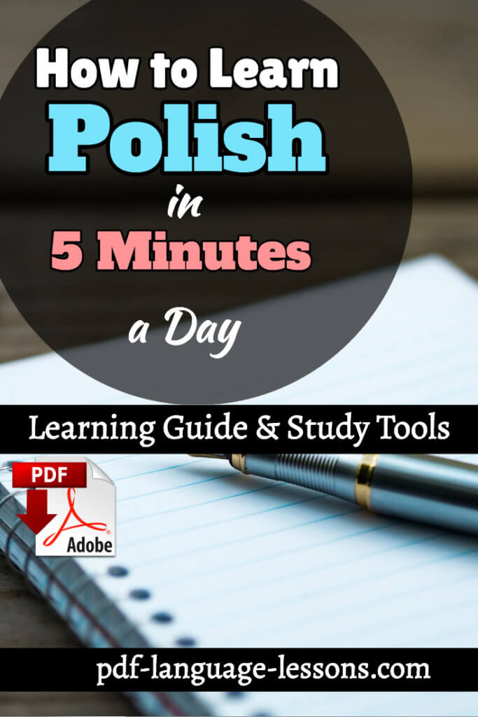 learn polish in 5 minutes