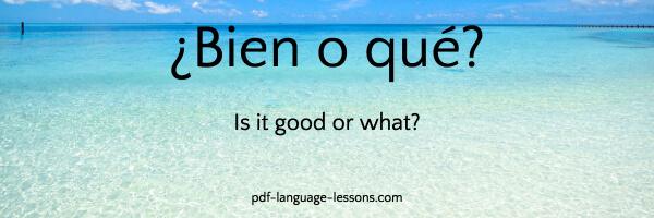 say hello in spanish
