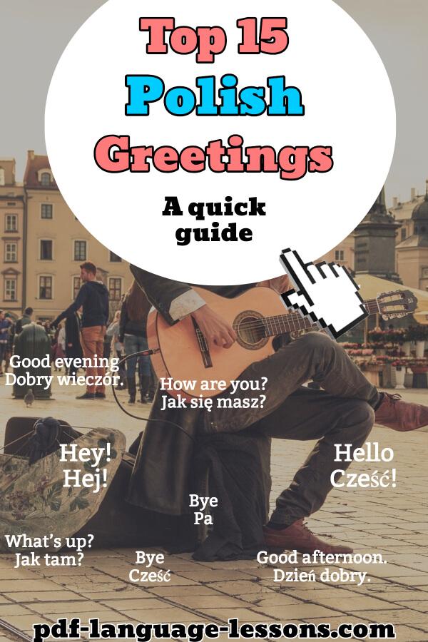 polish greetings