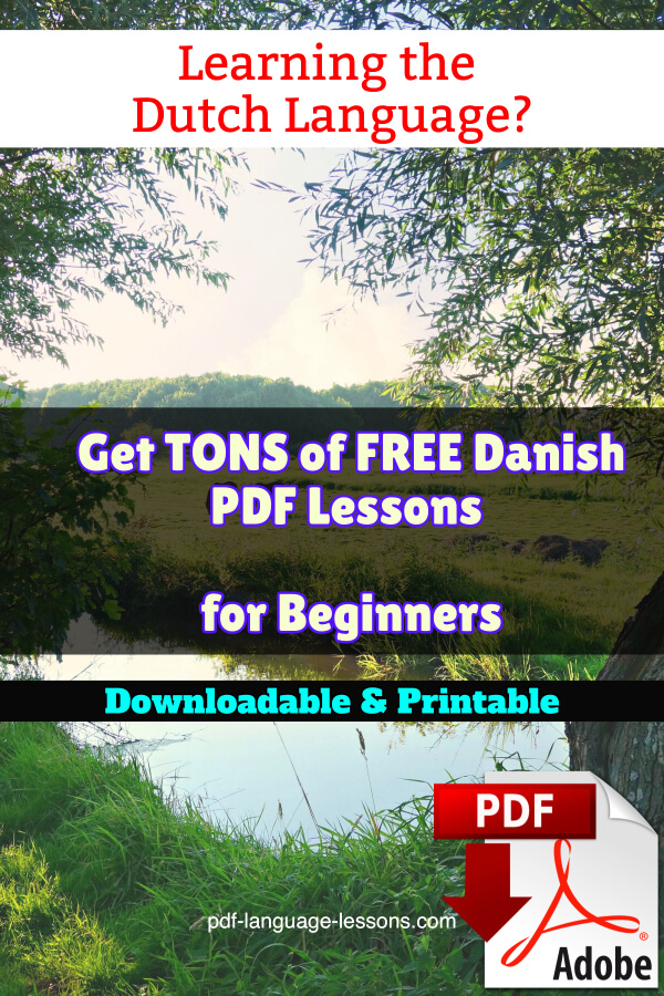 dutch pdf lessons