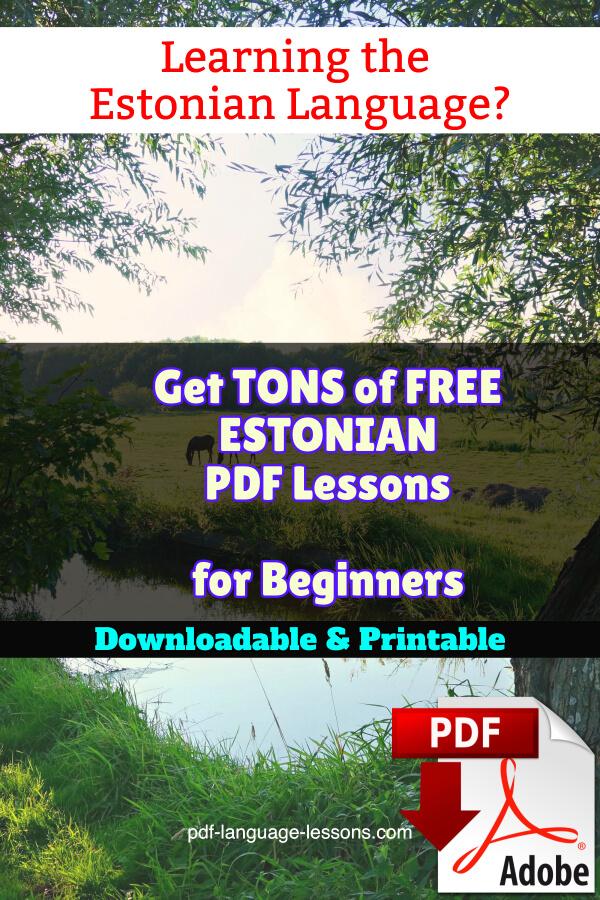 estonian pdf lessons